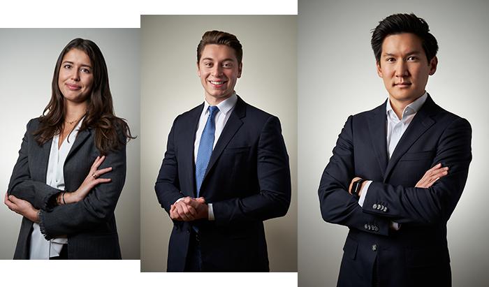 Team Portrait London | Corporate Photographer